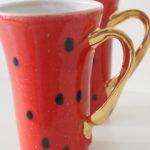 HENKELBECHER, Geschirr, Keramik