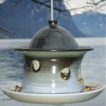 Vogelhaus, Töpfern, Keramik, Unikat