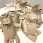 Töpferkurs,Töpferei, Kurse, Teamevent, Keramik, Werkstatt, Atelier, La Ceramica Basel