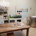Töpferei La Ceramica, Töpferkurs,Töpferei, Kurse, Teamevent, Keramik, Werkstatt, Atelier