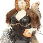 Diva NIGHTLIFE, Töpferei la Ceramica Basel, Unikat, Keramik, Frauenpower, Töpferkurse, Teamevent