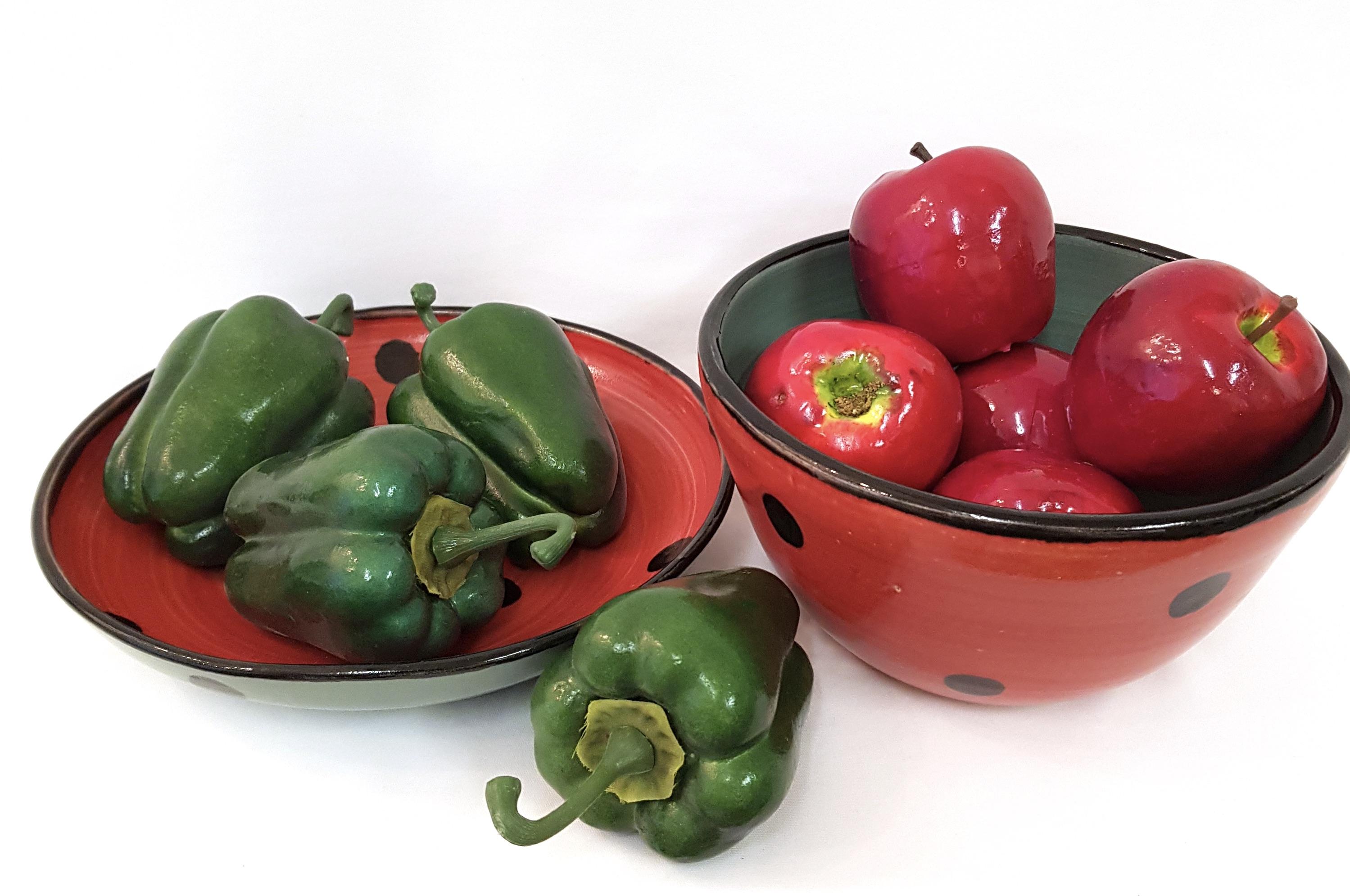 Keramik-Bowl mit Teller, Unikat, Töpferei la ceramica Basel, Töpferkurse, Shop, Keramik, Teamevents